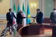 امضا برنامه همکاری میان وزارت خارجه جمهوری ایران و قزاقستان
