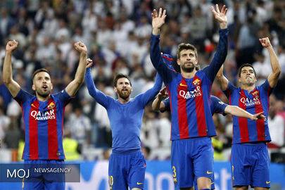 ۶ بازیکن بارسلونا الکلاسیکو را از دست دادند