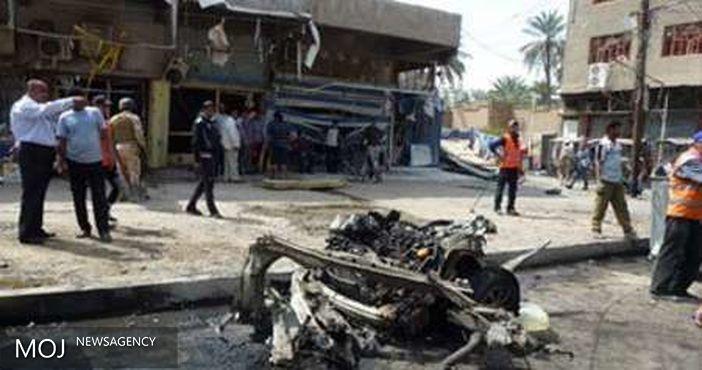 انفجار تروریستی علیه نمازگزاران در مسجد بغداد / ۱۴ تن شهید شدند