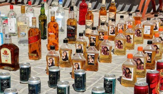 شناسایی و دستگیری سرشاخه اصلی مشروبات الکلی در هرمزگان