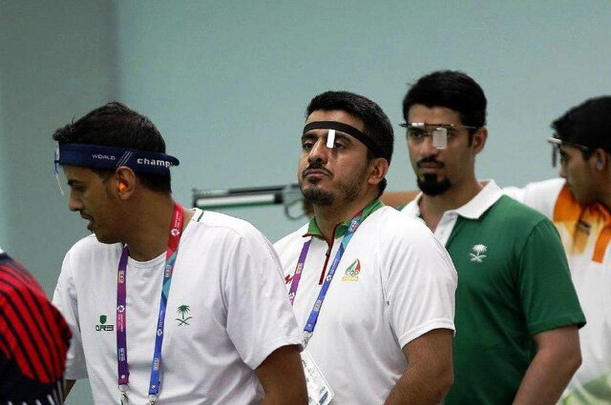 تیم تفنگ بادی ایران در جام جهانی هند چهارم شد