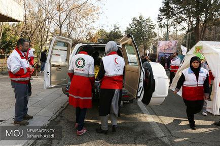 مانور+زلزله+در+خوابگاه+دختران+دانشگاه+پزشکی (1)