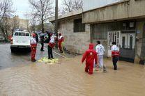 اسکان اضطراری ۲۹ هزار و ۳۰ نفر از هموطنان در مناطق گرفتار حوادث جوی