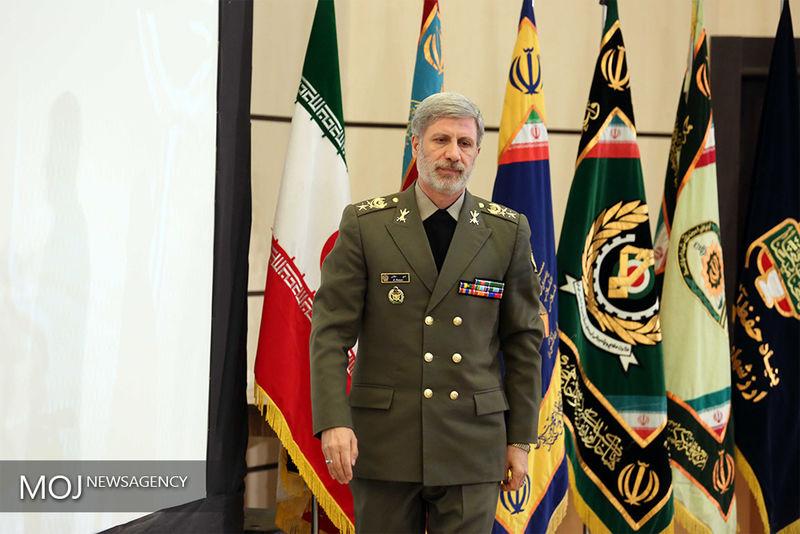 ایران مایل به ارتقا همکاری دفاعی و نظامی با عراق است