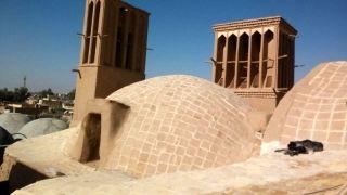 پایان عملیات مرمت و ساماندهی شبستان تاریخی مسجد جامع بافق
