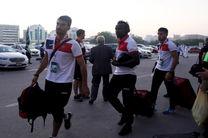 هواداران استقلال خوزستان الهلال را تشویق کردند
