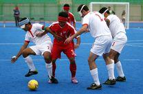 اعلام ترکیب تیم ملی فوتبال ۵ نفره برای مسابقات قهرمانی آسیا