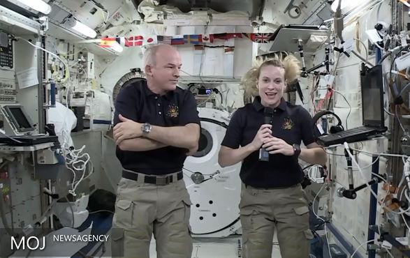 توالی DNA در فضا برای اولین بار تعیین شد