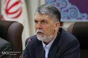تجدید میثاق وزیر فرهنگ و کارکنان این وزارتخانه با امام راحل