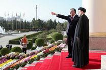 دیدار رییسی با مردم کولاب در آخرین روز سفر به تاجیکستان