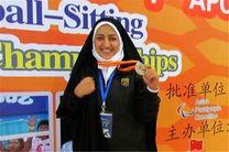 پرچمدار کاروان ایران در پارالمپیک ریو، دوومیدانیکار شد