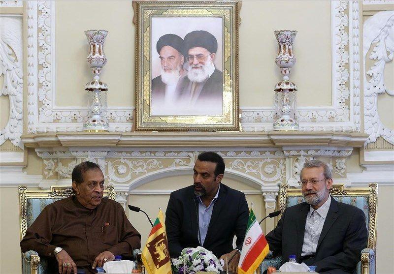 سطح روابط ایران و سریلانکا تا میزان قابل قبول فاصله دارد