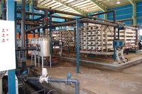 نصب و راه اندازی تاسیسات آب شیرین کن در نوار جنوبی کشور