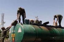 کشف 23 هزار لیتر نفت سفید قاچاق در کرمانشاه