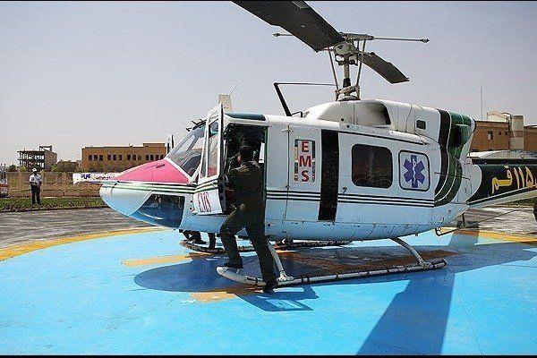 وجود 30 پایگاه اورژانس هوایی در کشور