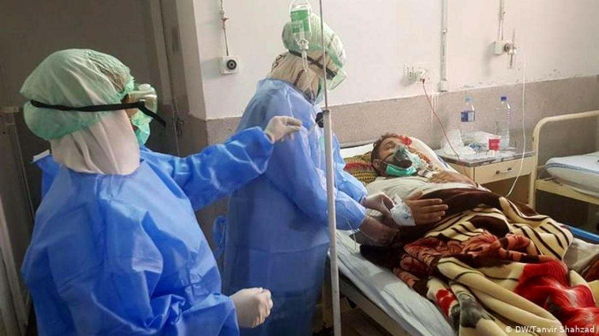 وضعیت مراکز درمانی بیماران کرونایی در استان تهران