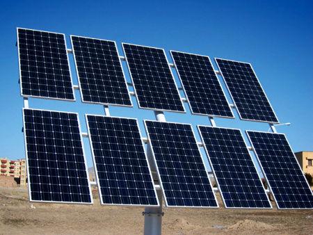 تسهیلات برای نصب پنل های خورشیدی