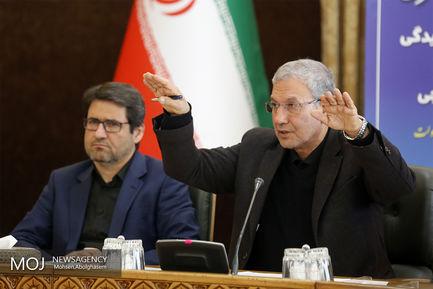 ربیعی/ نشست خبری کمیته ویژه رسیدگی به حادثه نفتکش سانچی