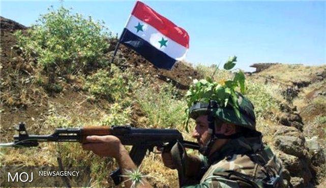 ارتش سوریه مواضع جبهه النصره را هدف قرار دادند