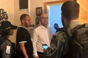 وزیر امور قدس فلسطین بازداشت شد