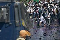 کشته شدن 4 شبه نظامی در کشمیر توسط پلیس هند