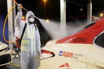 قرنطینه دو هفته ای دوبی به علت شیوع گسترده ویروس کرونا