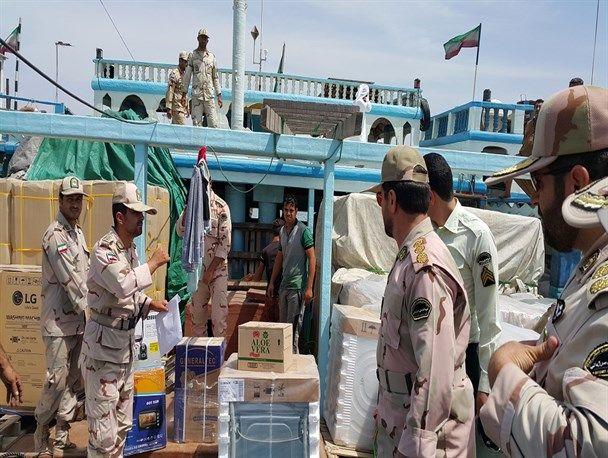 کشف بیش از ۱۱۴ میلیارد ریال کالای قاچاق