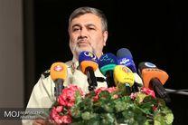 سردار اشتری به فرمانده ارتش برای دریافت نشان نصر تبریک گفت