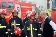 تعداد تیم های آتش نشانی در تهران باید به ۴۰۰ تیم افزایش یابد