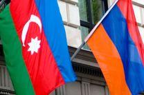 آذربایجان مواضعش در مرز با ارمنستان را گلولهباران کرد