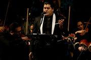 کنسرت سالار عقیلی در شیراز