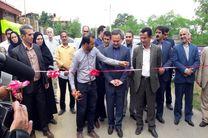 شش طرح راه روستایی در لاهیجان به بهره برداری رسید