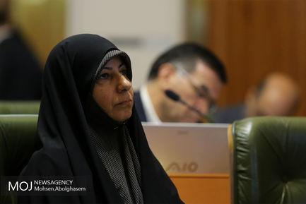 سکینه اشرفی معاون برنامه ریزی شهرداری تهران