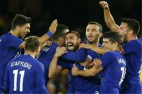 شکست بزرگان فوتبال آسیا