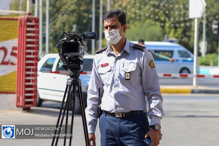 حال و هوای سازمان آتش نشانی اصفهان در روز آتش نشان