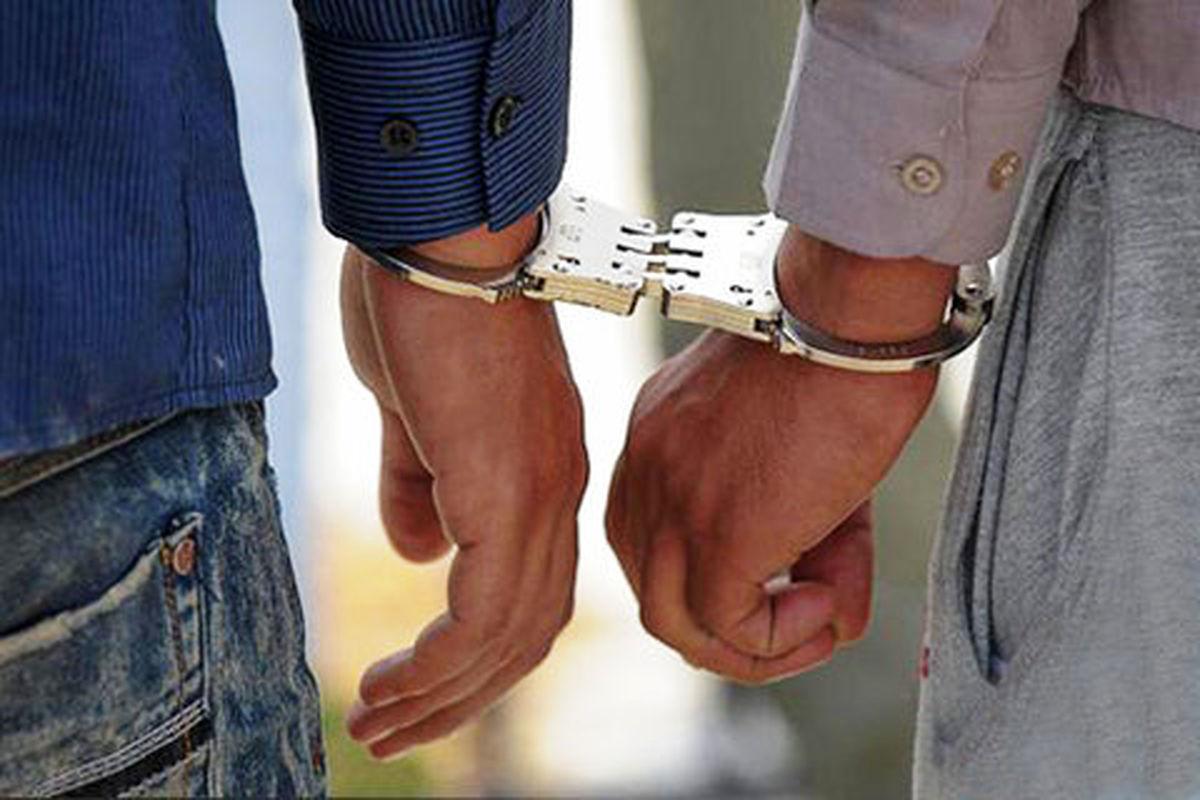دستگیری اعضای فرقه انحرافی عرفان حلقه
