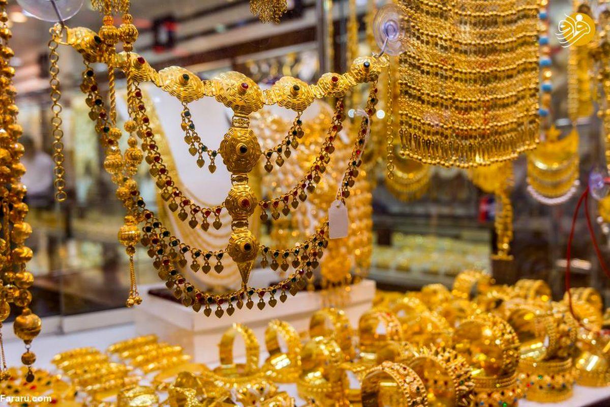 قیمت طلا ۸ اردیبهشت ۱۴۰۰/ قیمت طلای دست دوم اعلام شد