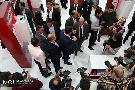 افتتاح نمایشگاه های «کیف ،کفش و چرم»