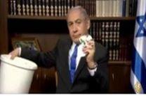 نتانیاهو سند سیاسی حماس را پاره کرد