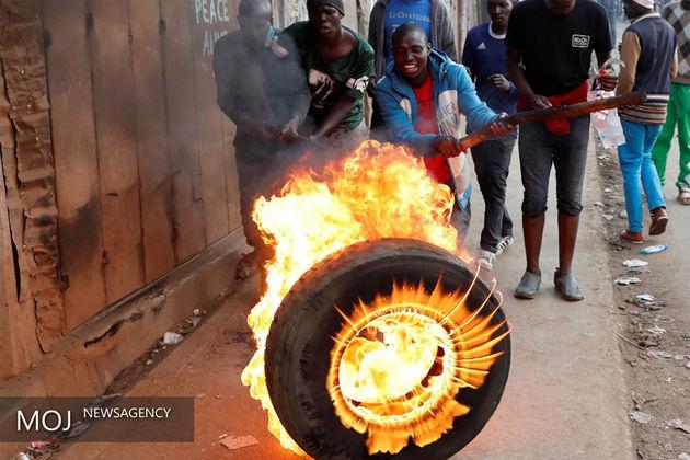 معترضان در تونس به افزایش قیمت ها متفرق شدند