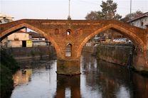 همه  پل های تاریخی گیلان در جریان وقوع سیل  سالم هستند