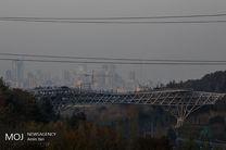 کیفیت هوای تهران در 1 اردیبهشت ناسالم است