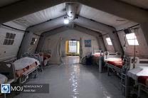 انتقال ۵۹ بیمار بهبود یافته ویروس کرونا به نقاهتگاه شهر ابریشم اصفهان