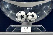 قرعه کشی مرحله یک چهارم نهایی لیگ قهرمانان اروپا انجام شد/ بارسلونا منچستر یونایتد داغ ترین بازی