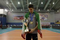 گلهمندی قهرمان جهان تیم ملی والیبال نوجوانان از عدم حمایت مسوولان گیلان