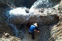 ترمیم خطوط انتقال آب شرب 12 روستای شهرستان سیاهکل