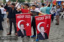 اردوغان پیروز انتخابات ترکیه شد