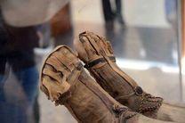 مومیایی طبیعی انسان چند هزار ساله هلندی به ایران رسید