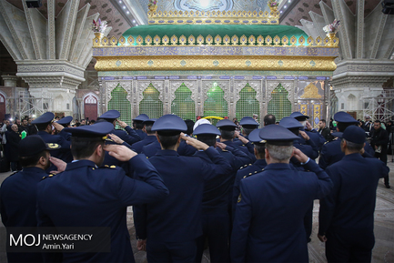 تجدید میثاق فرماندهان نیروی هوایی ارتش با آرمان های بنیانگذار انقلاب اسلامی