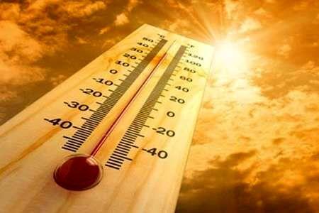 دمای خوزستان به درجه ۵۳ رسید